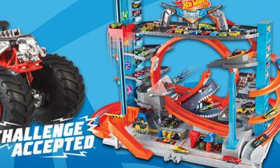 Free Hot Wheels Ultimate Garage Bundles
