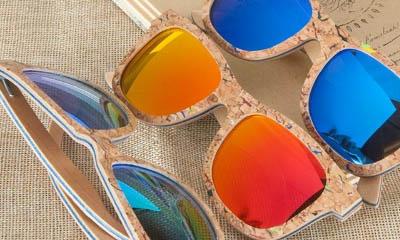 Free Bamboo Sunglasses