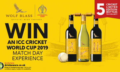 Win Cricket World Cup Tickets with ASDA