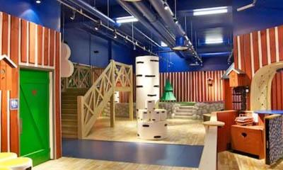 Free Ikea Smaland Supervised Crèche Tickets
