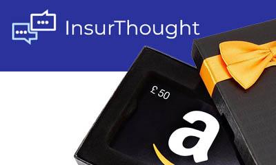 Free £50 Amazon Gift Card