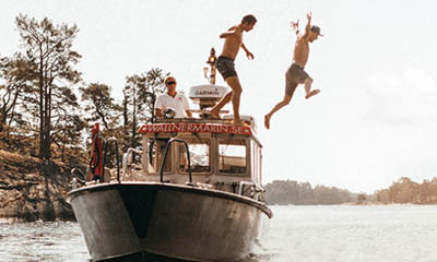 Free Camping Holiday in Sweden from Jack Wolfskin