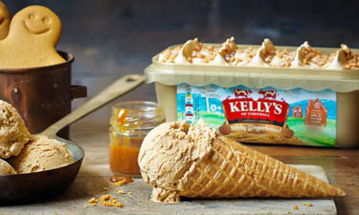 Free Kelly's of Cornwall Ice Cream