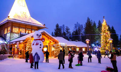 Win a Trip to Lapland with The Co-op