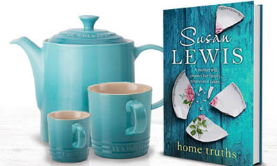 Win a Le Creuset Tea Set