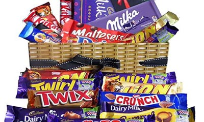 Win 1 of 3 Christmas Hampers