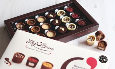 Free Lily O'Brien's Desserts Collection Chocolates