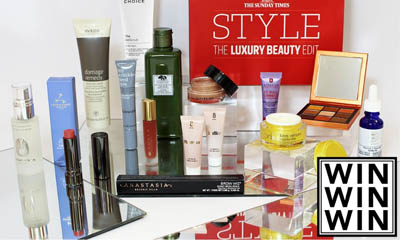 Win a Style The Luxury Beauty Edit Boxes