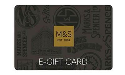 Free £30 M&S Gift Cards