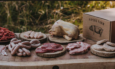 Win a Pipers Farm Meat Box