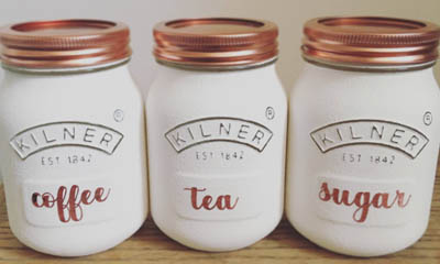 Free Kilner Kitchen Food Jars
