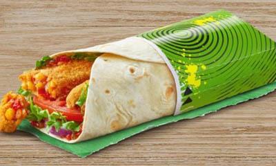 Free McDonald's Wrap