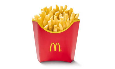 Free Medium Fries from McDonald's