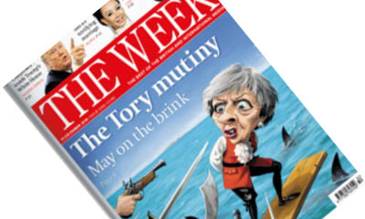 The Week Magazine - 6 Issues for £1