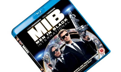 Free Blu-ray Copy of Men In Black International