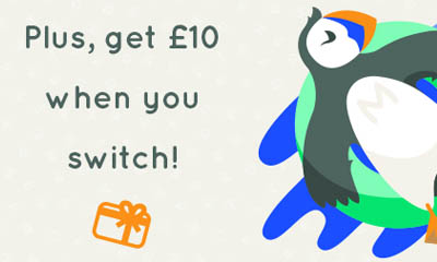 Free £10 Shopping Voucher when you Switch with Migrate