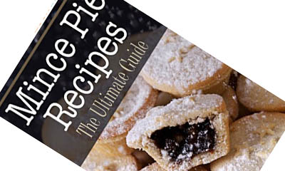 Free Mince Pies Recipe Book Kindle Edition