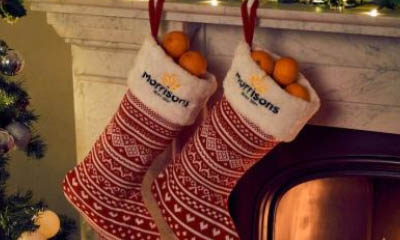 Free Oranges for Christmas Stockings from Morrisons