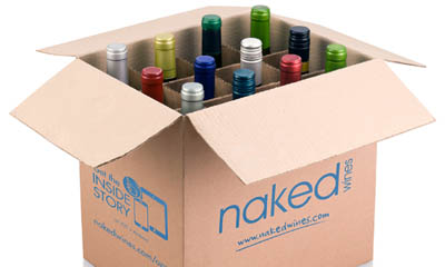 Free Case of Naked Wines