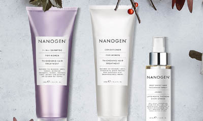 Free Nanogen Luxury Hair Thickening Bundle