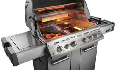 Win a Napoleon Gas Barbecue worth over £800