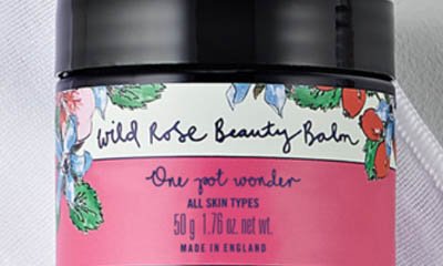 Free Neal's Yard Wild Rose Beauty Balm