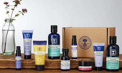 Free Neal's Yard Beauty Boxes