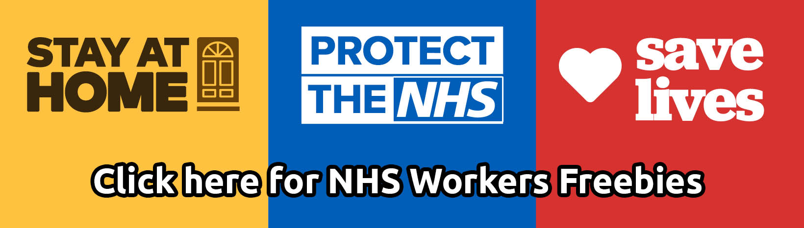 Free Stuff for NHS Workers