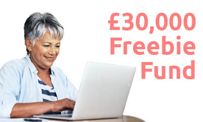 Free Money for Surfing the Web