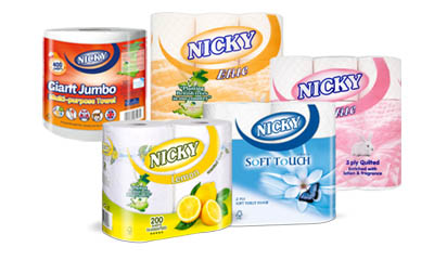 Free Nicky Tissue Bundle