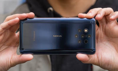 Free Nokia 9 PureView Smartphones