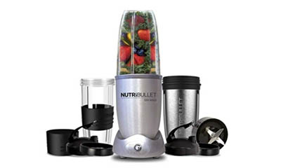 Win a NutriBullet Blender Set