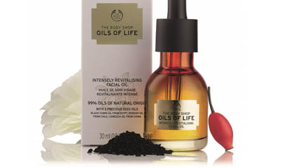 Free Body Shop Oils of Life