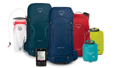 Win an Osprey Hiking & Camping Bundle