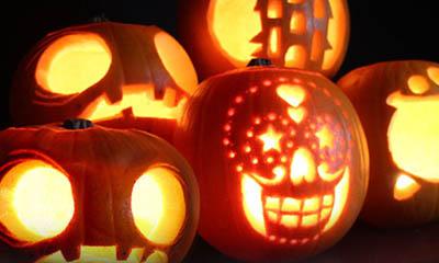Free Halloween Pumpkin Stencils