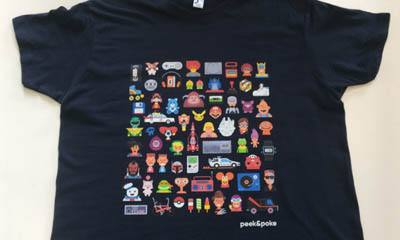 Free Nostalgia T-Shirt