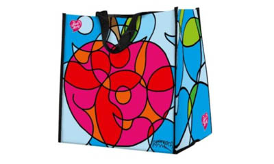 Free Pink Lady Shopping Bag - New Design!