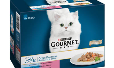 Free Purina Gourmet Cat Food