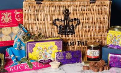 Win a Buckingham Palace Chocolate Hamper