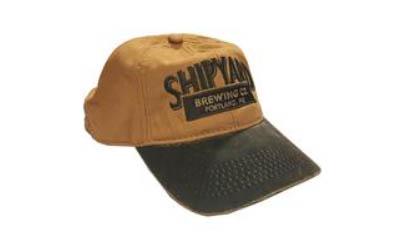 Free Baseball Caps from Shipyard Beer
