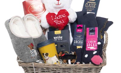 Win a Valentine's Day Joules Hamper