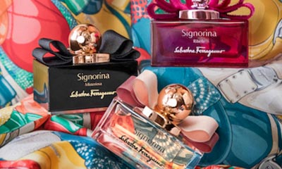 Win the Ferragamo Signorina Perfume Collection