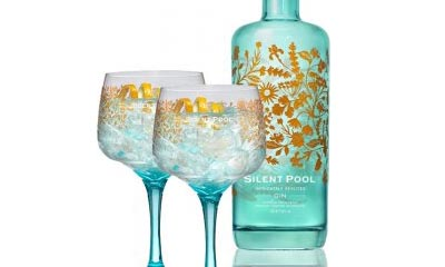 Win a Mother's Day Silent Pool Gin Rose Expression Hamper