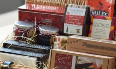 Win a Foodie Christmas Hamper