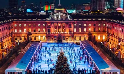 Free Tickets to Skate at Somerset House