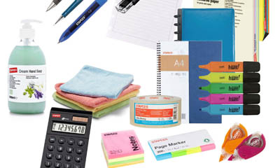 Win a Staples Office Supplies Bundle