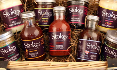 Free Stokes Sauces Selection Box