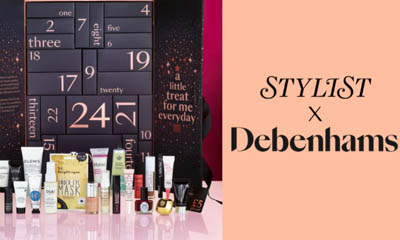 Free Debenhams Beauty Advent Calendar