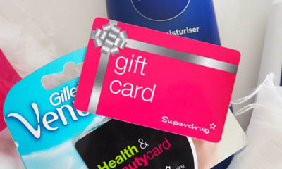 Win a £20 Superdrug Gift Card