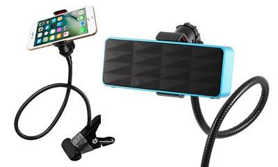 Free Universal 360 degree Flexible Mobile Phone Holder
